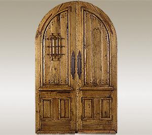arte de mexico architectural elements solid wood - Decorative Doors